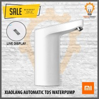 Xiaomi TDS Automatic Water Pump Dispenser - MiJia Pompa Galon Elektrik
