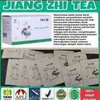 JIANG ZHI TEA TIENS 10 SASET|DIET DETOX &TEH HIJAU|BESTSELLER|ORIGINAL
