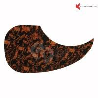 Pickguard Acoustic Tortoise Orange