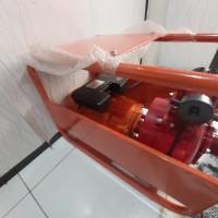 pompa kebakaran 2inch plus electro 2hp merk Robotech