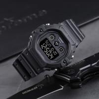 Jam Tangan Pria / SKMEI 1606 Digital Time / Jam Tangan Ori HITAM HITAM