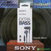Sony Original MDR-XB55AP / MDR XB55AP / MDRXB55AP / XB55 Black Headset