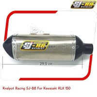Knalpot Racing SJ-88 Kawasaki KLX 150