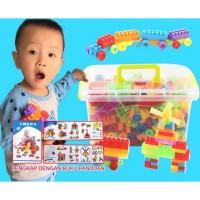 MAINAN ANAK MAINAN LEGO BLOK ISI 320PCS