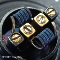 Fused Clapton ni80 SWEDEN AUTHENTIC