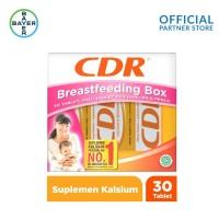Breastfeeding Pack (CDR Rasa Jeruk 10 Tablet x 3 Unit)