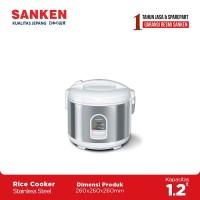 Sanken SJ-160 Magic Com 1.2 L - White