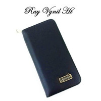 Dompet Ray Vynil Hitam by Rumah Warna