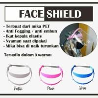 Face Shield Pelindung Wajah Dewasa & anak