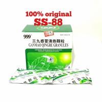 999 GANMAO QINGRE GRANULES (Obat Flu, Demam, Pilek)