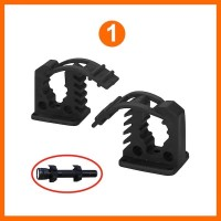 Rubber Clamp Mounting Kit (1)