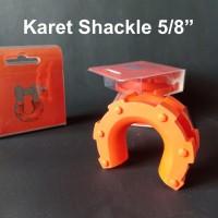 Karet Shackle 5/8 inch
