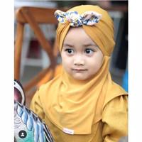 Jilbab Anak Simpul / Jilbab Bayi Murah / Alody's Collection