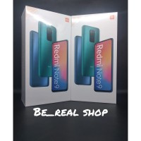 Xiaomi Redmi Note 9 RAM 4/64 GB - Garansi Resmi
