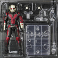 Shf Ant Man And The Wasp Action Figure / Shf Antman