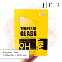Tempered Glass iPad Pro 11 2018 2020 Screen Protector Anti Gores Kaca