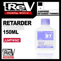 JUMPWIND RETARDER 150 ML THINNER GUNDAM MODEL KIT MG HG PG
