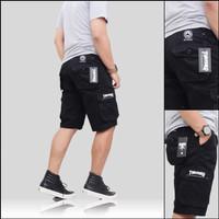 Celana Pendek Cargo Pants Pria Men Distro Premium Chino Murah