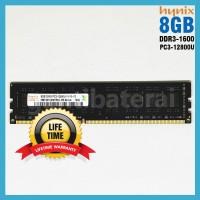 Longdimm Memori Ram PC Komputer 8GB DDR3-1600 PC3-12800
