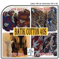 MUKA IG bahan kain cotton katun batik kemeja murah per 50 yard cat 8