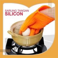 Sarung Tangan Silikon 1 Pcs Sarung Tangan Anti Panas Heat Resistance