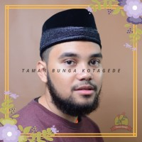 SONGKOK KOPYAH PECI HITAM AWING BORDIR/MOTIF - UKURAN 6 AC