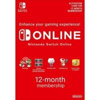Nintendo Switch Online Membership 12 Months Digital-Download-Code USA