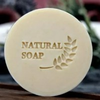 Natural Soap Stamp stempel sabun MAGA