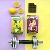 PAKET 2IN1 CHOCOFIT + LEMONFIT / CHOCO FIT + LEMON FIT 2 IN1 ORIGINAL