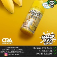 Liquid Snack Bar Banana Oat Milk Vanilla by Ora | Liquid Snackbar