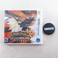 NEW SEGEL, Pokemon Ultra SUN Nintendo NEW 3DS DS Poke Mon Sun UltraSUN