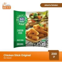 Nugget Ayam Stick Original So Good 200 gr