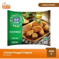 Nugget Ayam So Good 400 gr