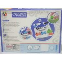 Toy Bricks Puzzle Ocean Series