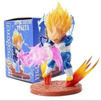Action Figure Dragon Ball Z SS Vegeta Chibi