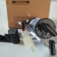 Kunci kontak set Yamaha Jupiter MX lama original.