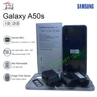 SAMSUNG GALAXY A50s 6/128GB GARANSI RESMI