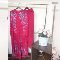 Gamis Syar'i Modern - Gamila Dress - Delia Hijab