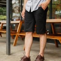 celana chino santai pendek / celana pendek chinos pria