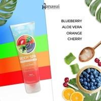 Hanasui Rainbow Body Spa With Collagen 300ml - Perontok Daki