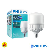 Philips Lampu LED TrueForce 40W Putih E27 LED Bulb TForce 6500K CDL