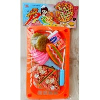 Mainan Anak Pizza Set Keranjang B630