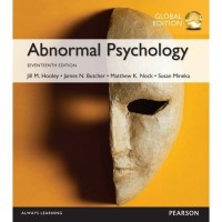 Abnormal Psychology, Global Edition: 17th Edition (eBook)