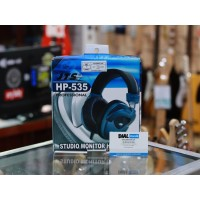 JTS HP535 Monitoring Headphone Original - HP-535 Headphone Recording