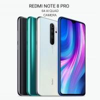 Xiaomi Redmi Note 8 6/128 RAM 6GB ROM 128GB GARANSI RESMI XIAOMI