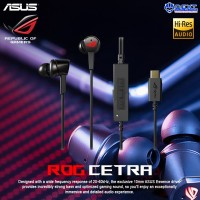 Asus ROG Cetra In-ear Gaming Headphones
