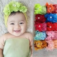 Turban bayi BUNGA KERTAS turban bayi turban anak