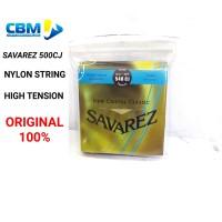 SENAR GITAR NYLON SAVAREZ NEW CRISTAL 540CJ HIGH TENSION SENAR SAVAREZ