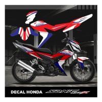 Decal Honda sonic full body 02