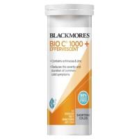 Blackmores Vitamin C 1000, Echinacea + Zinc Effervescent 10 Tablets